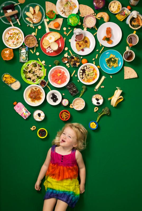 Mengatasi Anak Susah Makan Sayur