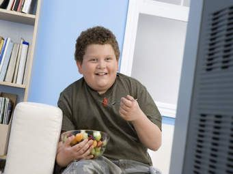 Cegah Obesitas pada Si Kecil